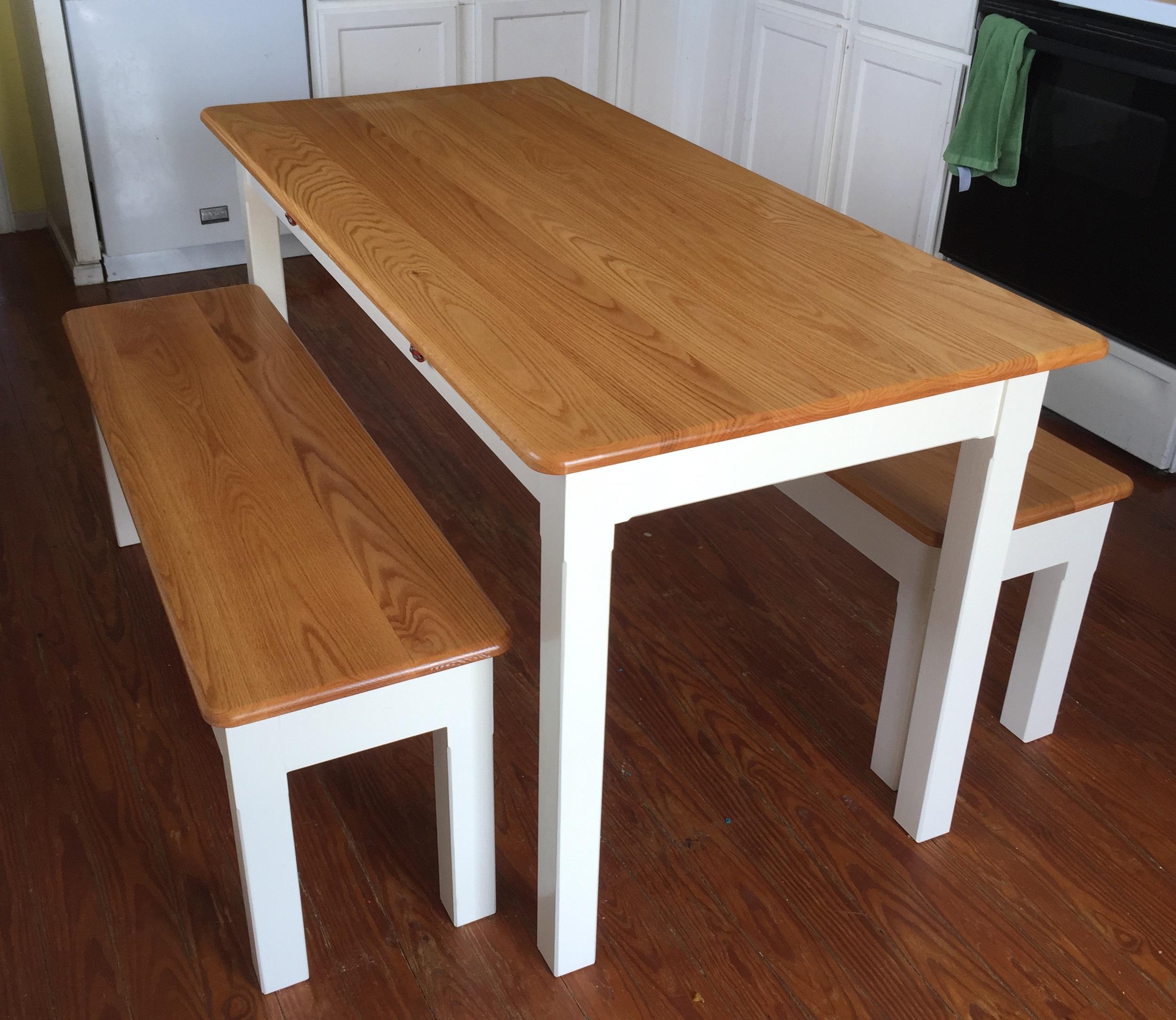 Farmhouse Table Gerber Wood Designs Llc